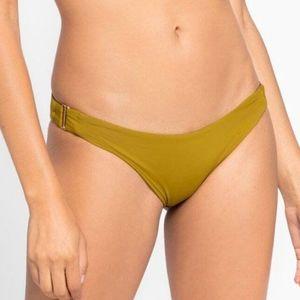 L SPACE  Rosemary Hipster Bikini Bottom - Sweet Pe
